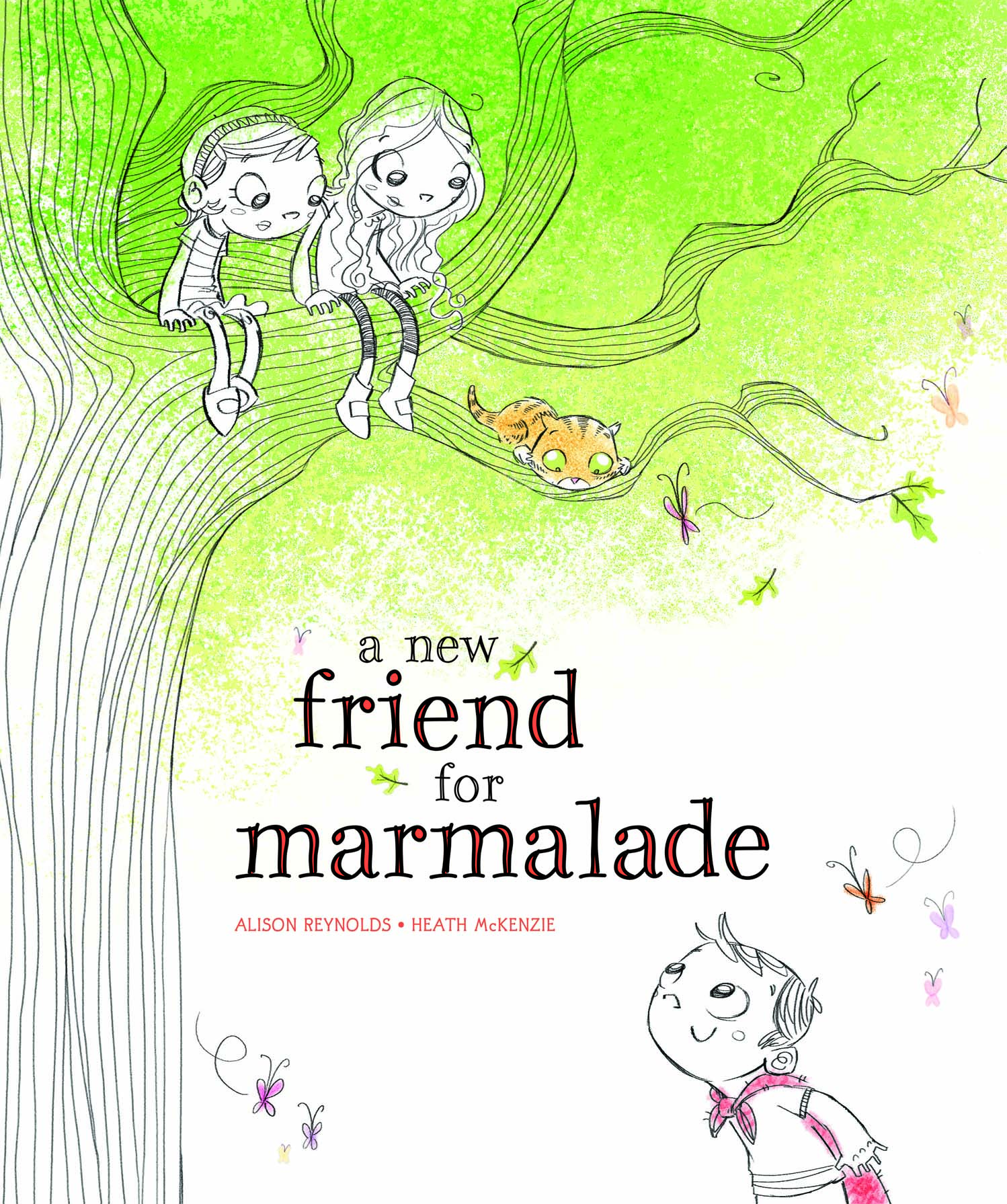 A friend for Marmalade