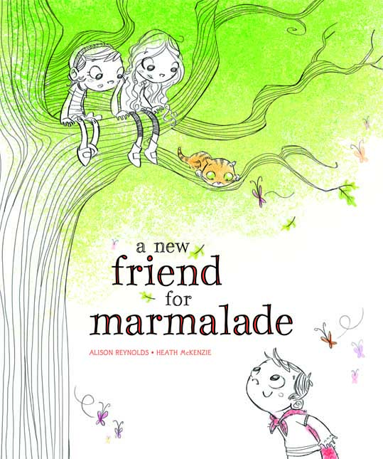 A New Friend for Marmalade2