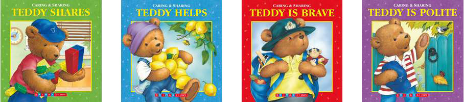 teddy series