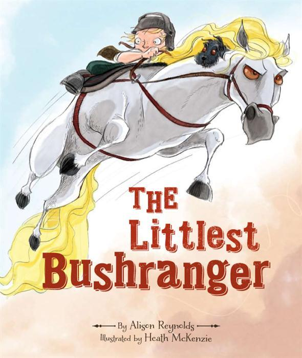 the-littlest-bushranger-booktopia
