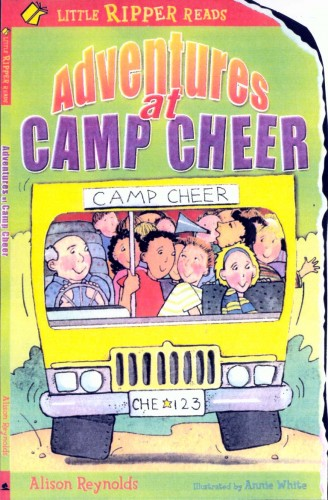 Adventures at Camp Cheer