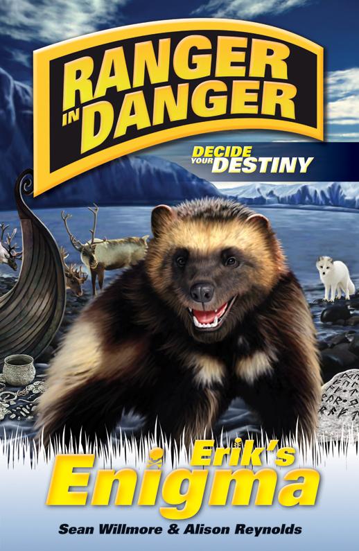 Ranger In Danger Eriks Enigma