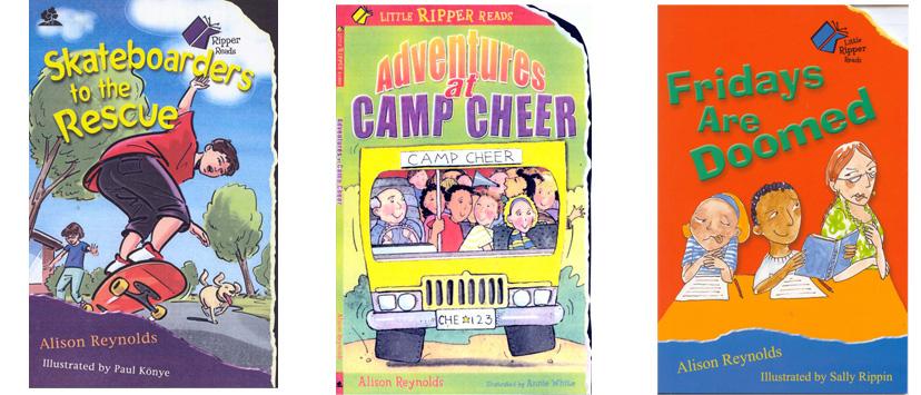 Ripper Reads Series